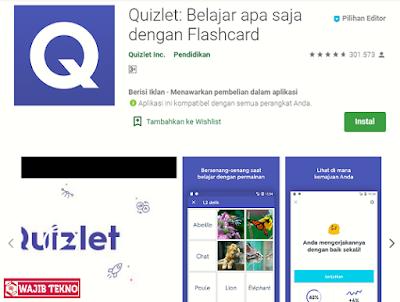 Rrekomendasi aplikasi untuk pelajar