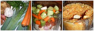 How to make Homemade Vegetable Bouillon Paste.