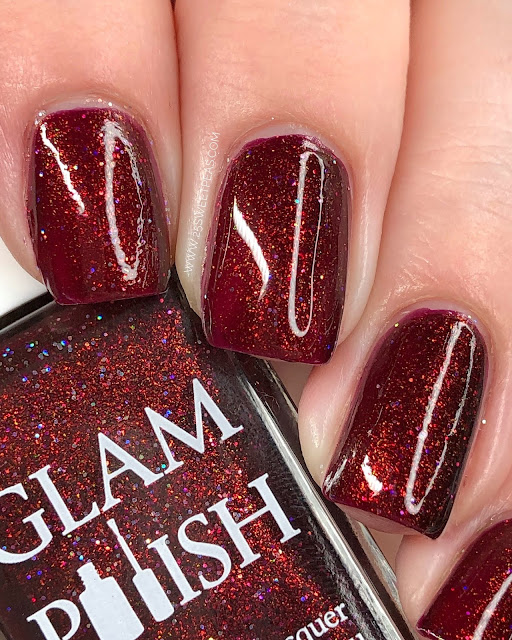 Glam Polish You Can't Take The Sky From Me