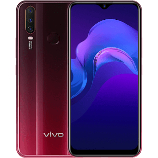 Firmware Vivo Y12 / Y15 (2019) PD1901BF (Scatter File)