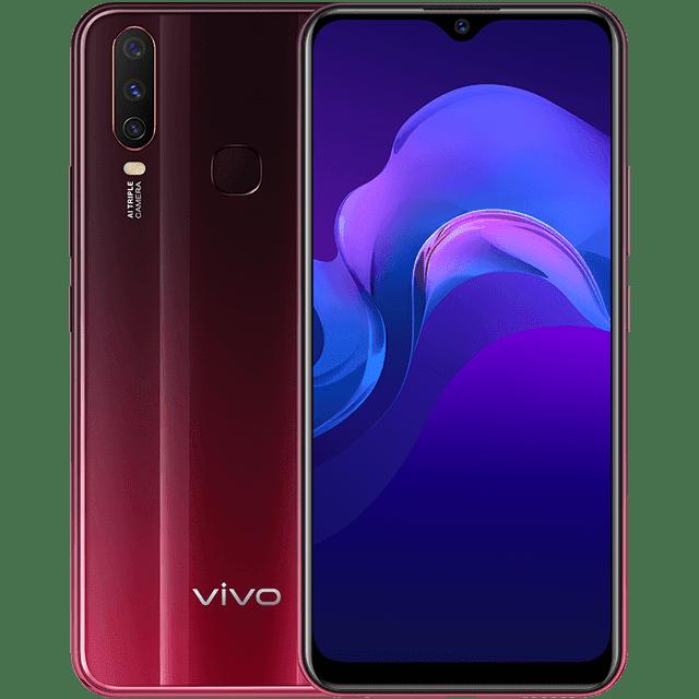 Vivo Y12 / Y15 (2019) PD1901BF Firmware
