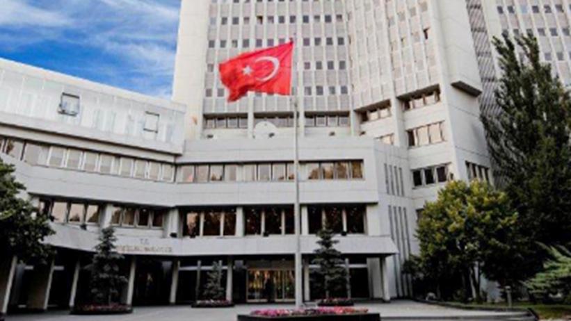 Το τουρκικό ΥΠΕΞ κάλεσε τον Αμερικανό πρέσβη