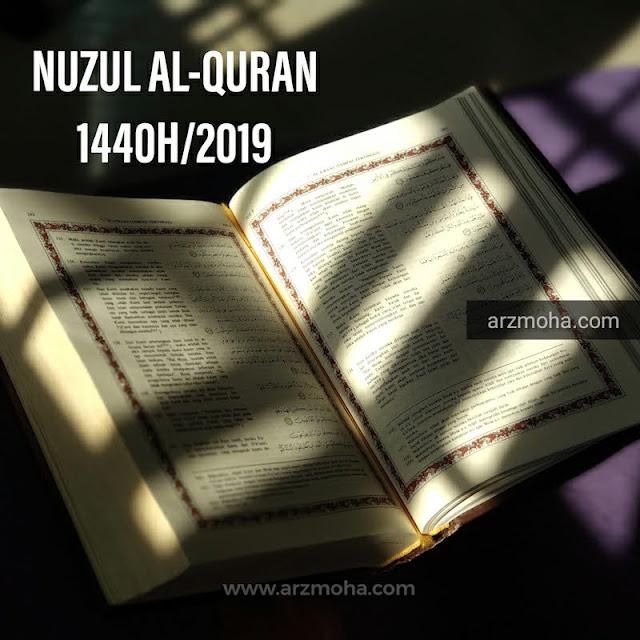 Nuzul Al-Quran 1440H 2019, Al-Quran, Kenapa Al-Quran diturunkan kepada kita umat nabi muhammad,