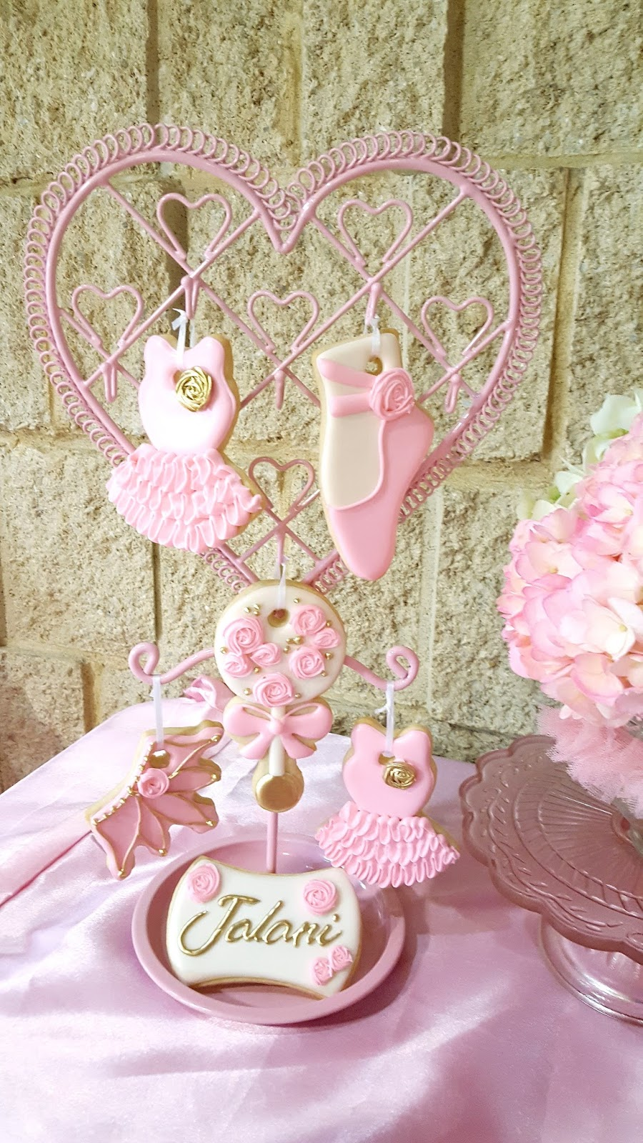 Tutu Baby Shower | PRETTY TWINKLE PARTY