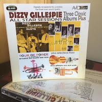 Dizzy Gillespie; Sonny Rollins; Sonny Stitt