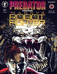 Predator vs. Magnus Robot Fighter