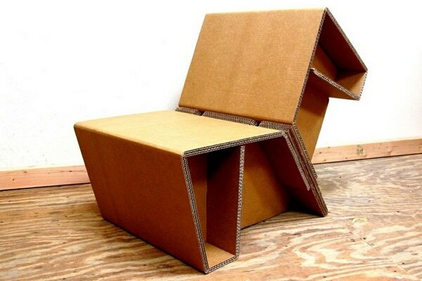 Chairigami Origami Inspired Furniture