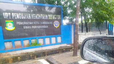 Pelayanan KIR Kota Tangerang Terapkan Prokes dan 4M