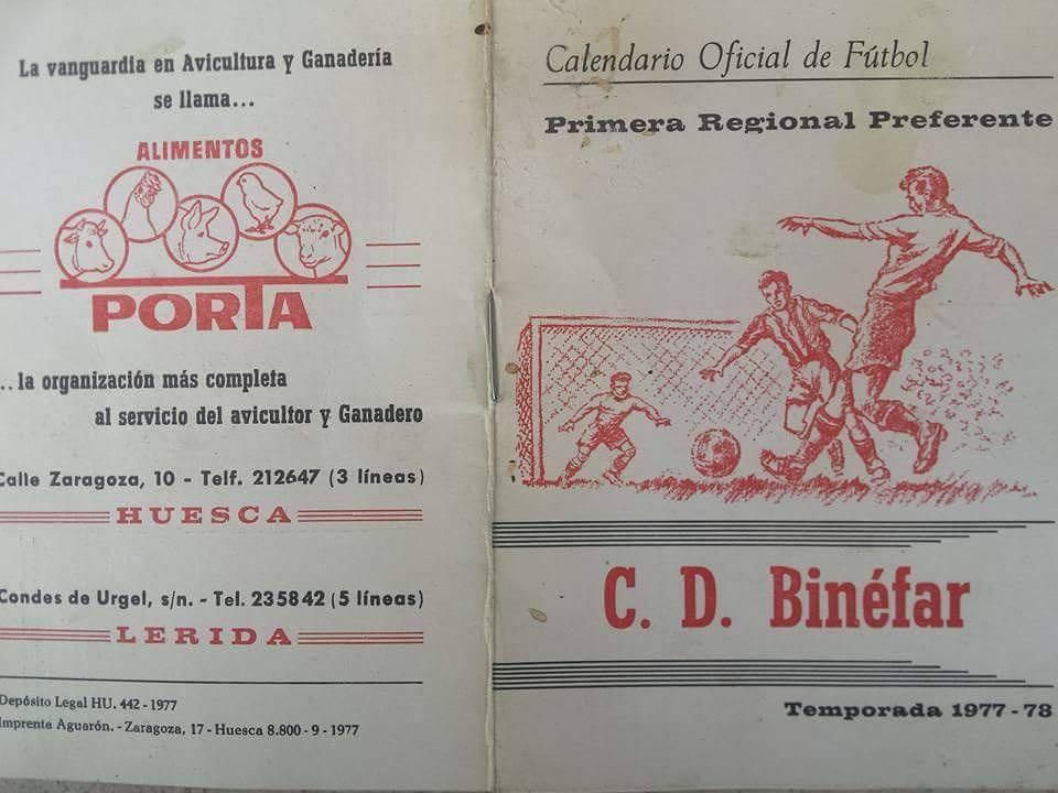 Calendario De 1978.Binefar Blog Historico Fotografias E Historia Calendario