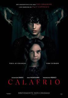 Calafrio - Esta Semana nos Cinemas
