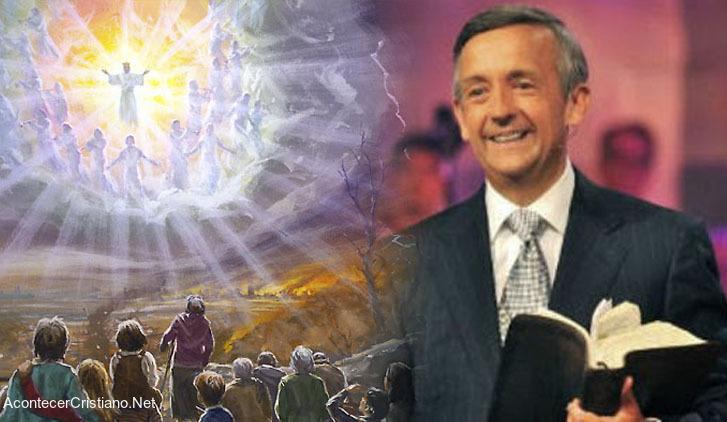 Señales de la venida de Cristo, pastor Robert Jeffress