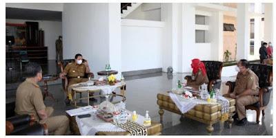 Gunernur Arinal Beri Wewenang Kota Bandarlampung Kelola Stadion Pahoman dan Taman Gajah