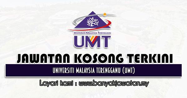 Jawatan Kosong 2021 di Universiti Malaysia Terengganu (UMT)