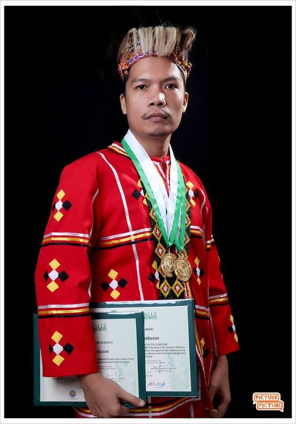 Lumad graduates as doctor of medicine through La Salle scholarship program