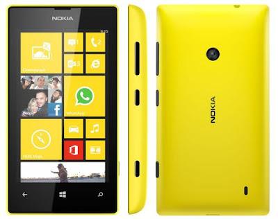 Nokia Lumia 520 2013