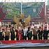 Bersama Pondok Darussalam, Kapolsek Rajapolah Ikuti Giat Khutbatul Arsy