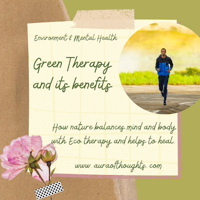 Green therapy - MeenalSonal
