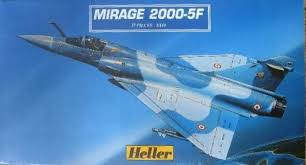 Mirage 2000 Cockpit Detail Set