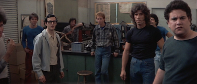 Keith Gordon and William Ostrander in Christine (1983)