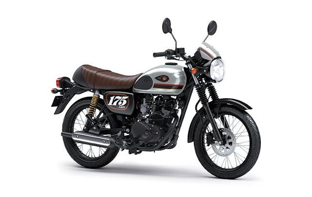 Spesifikasi Kawasaki W175 Café