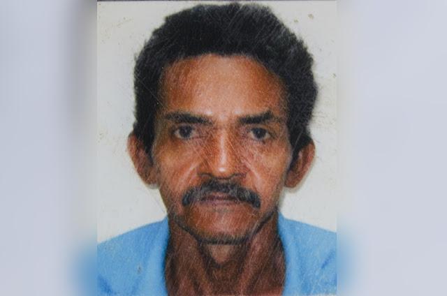 Idoso é assassinado a facadas na região de Brejinho-LC; polícia divulga foto do acusado