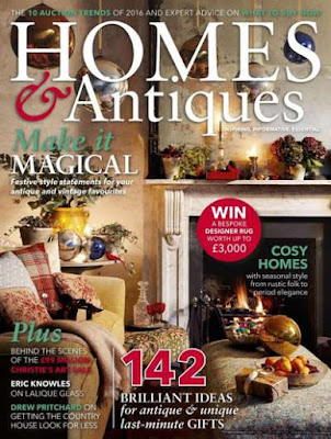Homes & Antiques – January 2017