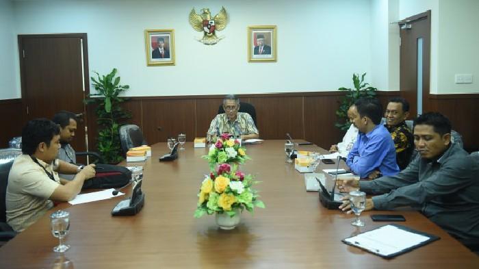 BK DPR RI Harap DPRD Sinjai Kawal Program Pemerintah Pusat