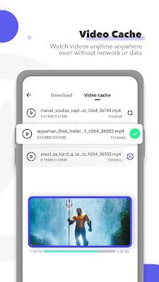تطبيق UC Browser Turbo اسرع متصفح للأندرويد مجاناً