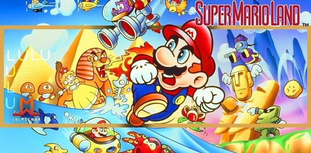 Geçmişten Günümüze Mario : Super Mario Land (1989)