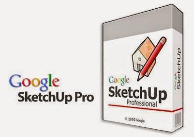 Download Google SketchUp Pro 2015 v15.0.9351 x86 + v15.0.9350 x64 [Direct Link]