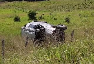 Empresário do seguimento de motos é encontrado morto após acidente de carro próximo a Guarabira