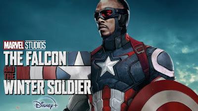 Marvel Select Reveals Sam's Captain America Costume