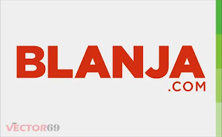 Logo Blanja.com - Download Vector File CDR (CorelDraw)