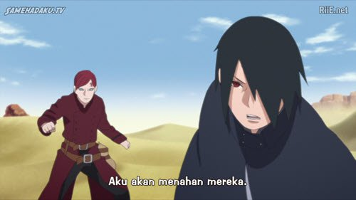 Boruto Episode 120 Subtitle Indonesia