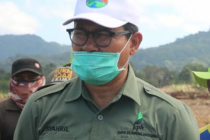 "Kepala Balai KPH Sejorong Matayang: ""Hutan Harus Tetap Terjaga  Untuk Warisan Kepada Generasi Berikutnya"""