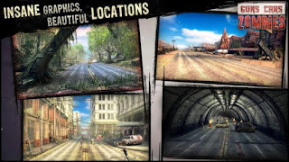 Guns, Cars, Zombies Apk v1.1.3 Mod
