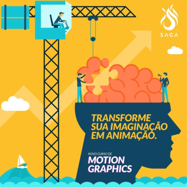 SAGA Motion Graphics
