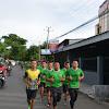 Personel Korem 141/Tp, Balakrem Beserta PNS Melaksanakan Apel Pagi