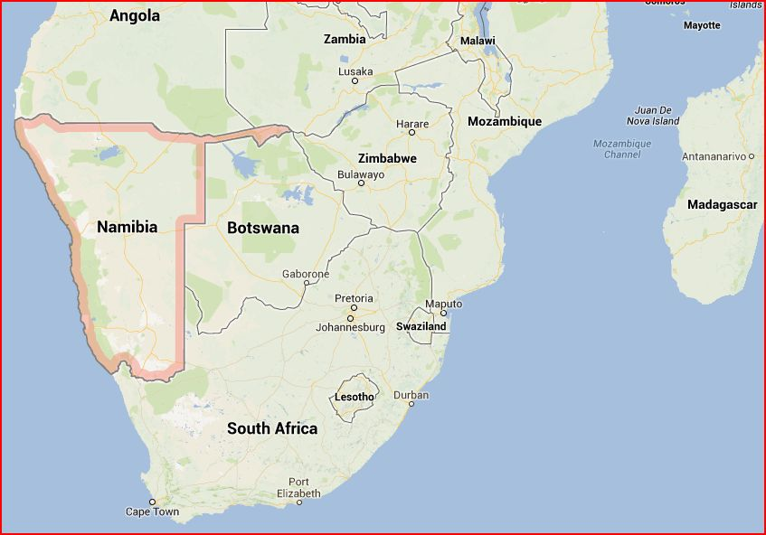 Travel With Kevin And Ruth Rv Ing In Africa
