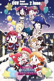 Film Saint Snow Presents Lovelive! Sunshine!! Hakodate Unit Carnival 2018