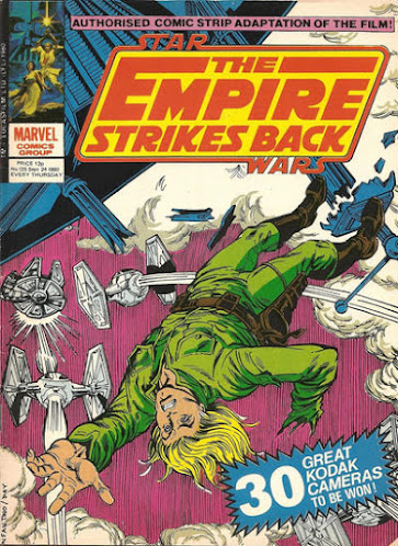 The Empire Strikes Back Weekly #135