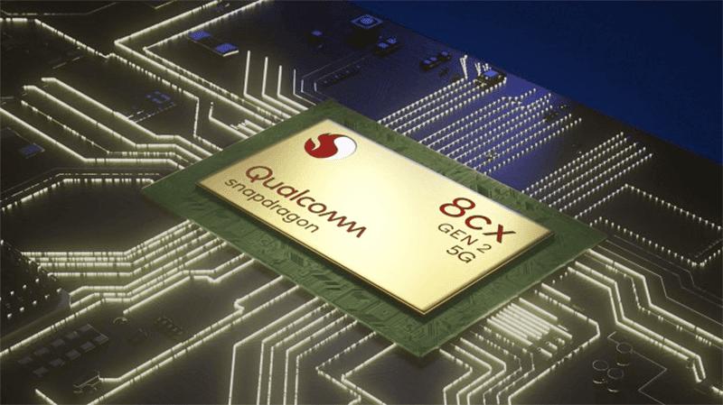 Snapdragon 8cx for Windows laptops