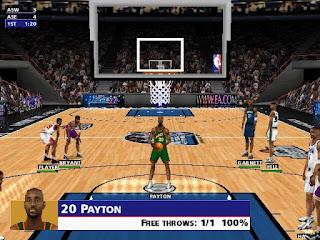 NBA Live 99 Full Game Download
