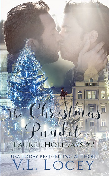The Christmas Pundit by V.L. Locey