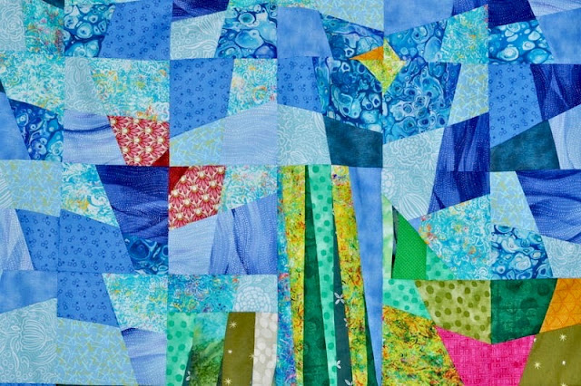 Pfearless Corona Pfighters on a Quilter's on Mission