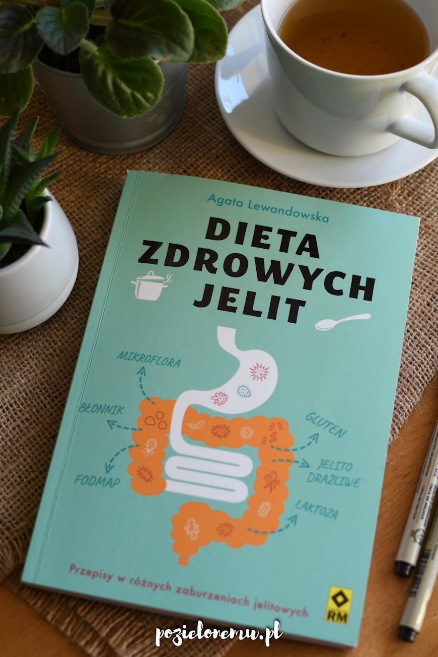 """""""Dieta zdrowych jelit"""" - recenzja książki"""