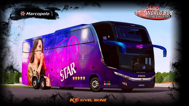 PARADISO G7 1600 LD - BANDA BRISA STAR