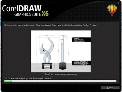 Coreldraw graphic suite x6