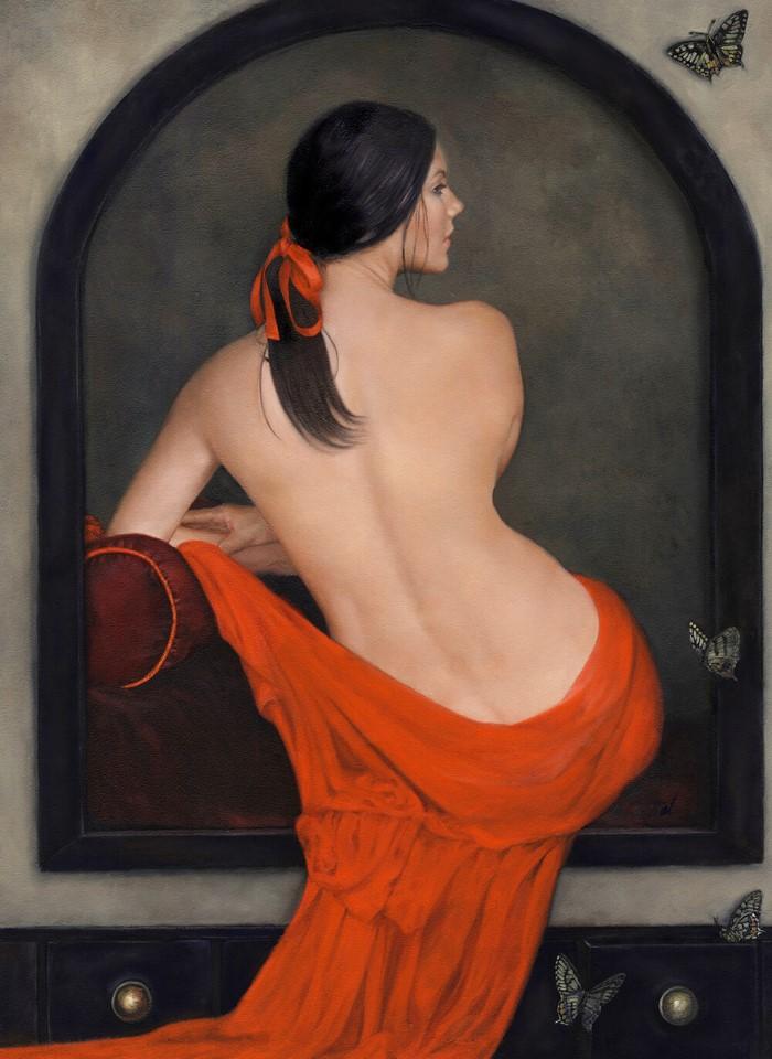 Любовь к красоте. Lesley Thiel
