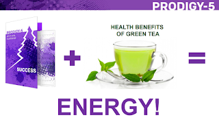 prodigy-5 gren tea